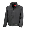 Result R121M Men's Classic Softshell Jacket Black