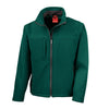 Result R121M Men's Classic Softshell Jacket Bottle Green
