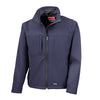 Result R121M Men's Classic Softshell Jacket Navy