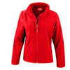 Result R121F Women's Classic Softshell Jacket Red