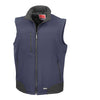Result R123X Softshell Bodywarmer Navy / Black