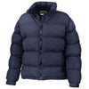 Result Urban R181F Ladies Holkham Down Feel Puffer Jacket Navy