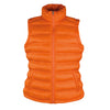 Result Urban R193F Ladies Ice Bird Padded Gilet Orange
