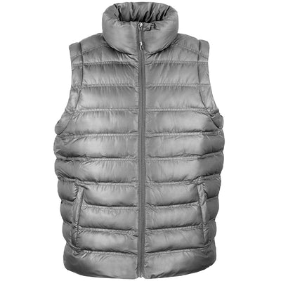 Result Urban R193M Mens Ice Bird Padded Gilet Frost Grey