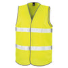 Result Safe-Guard Hi-Vis Motorist Safety Vest Hi-Vis Yellow