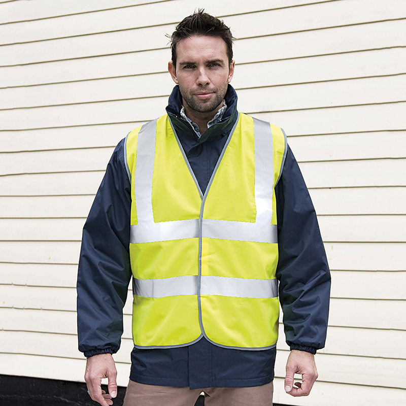 Result Safe-Guard Safety Hi-Vis Vest