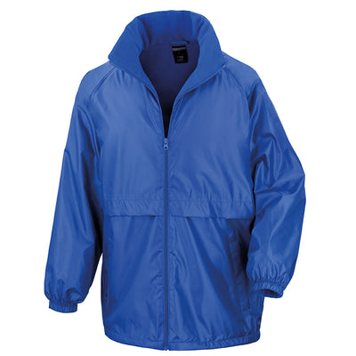 Result Core R203X Microfleece Lined Jacket Royal Blue