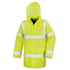 Result Safe-Guard Motorway Jacket Hi-Vis Yellow
