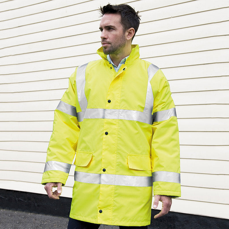 Result Safe-Guard Motorway Jacket