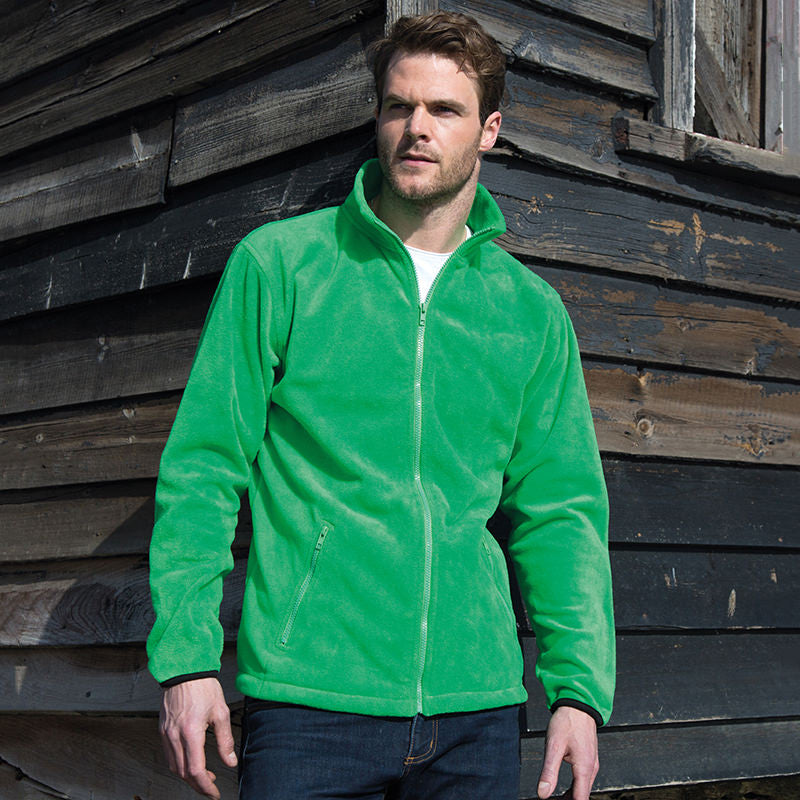 Result Core R220X Mens Fashion Fit Outdoor Fleece