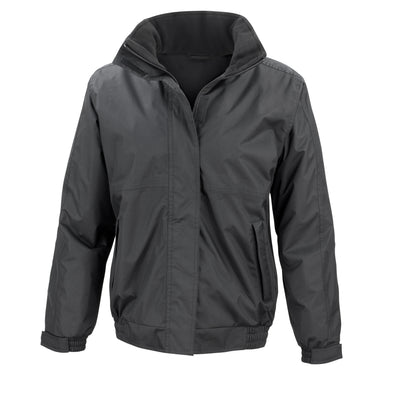 Result Core R221F Ladies Channel Jacket Black