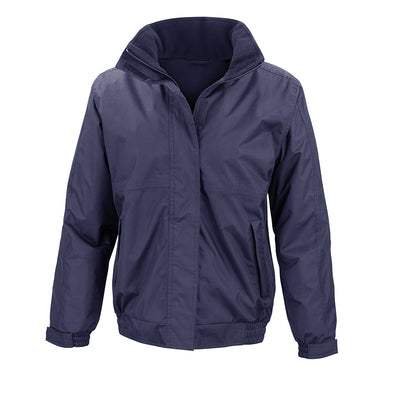 Result Core R221F Ladies Channel Jacket Navy