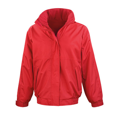 Result Core R221F Ladies Channel Jacket Red