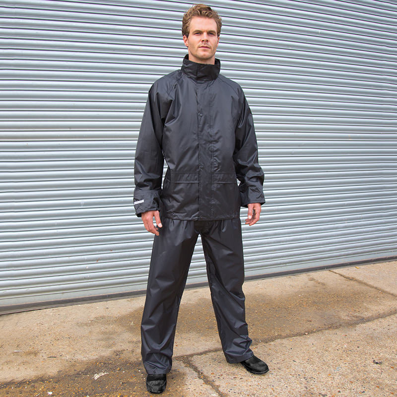 Result Core R225X Waterproof Rain Suit