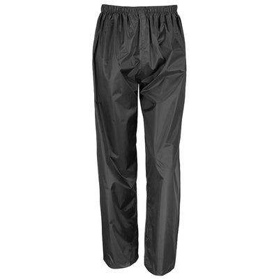 Result Core R226X Waterproof Rain Trouser Black