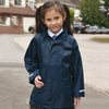 Result Core R227J Junior Rain Jacket