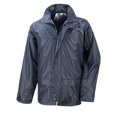 Result Core R227X Rain Jacket Navy