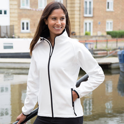 Result Core R231F Ladies Printable Softshell Jacket