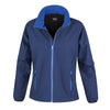Result Core R231F Ladies Printable Softshell Jacket Navy / Royal