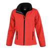 Result Core R231F Ladies Printable Softshell Jacket Red / Black