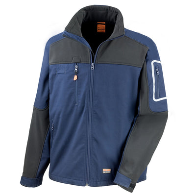 Result Work-Guard Sabre Stretch Jacket Navy