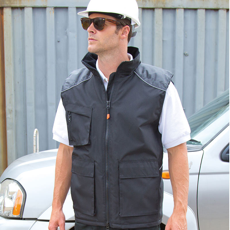 Result Work-Guard Vostex Bodywarmer