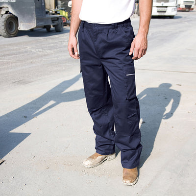 Result Work-Guard Action Trousers Navy