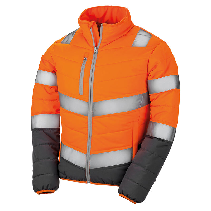 Result Safe-Guard Womens Soft Padded Safety Jacket