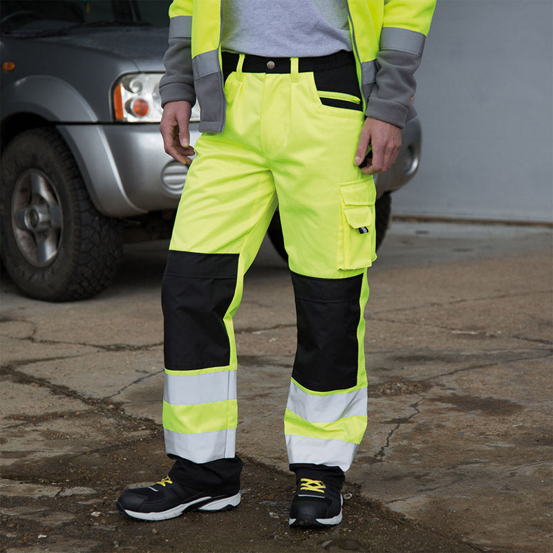 Result Safe-Guard Safety Cargo Trousers