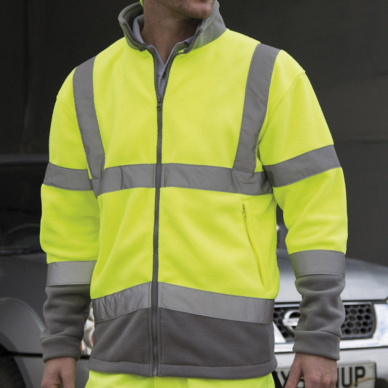 Result Safe-Guard Safety Microfleece