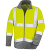 Result Safe-Guard Safety Microfleece Fluorescent Yellow