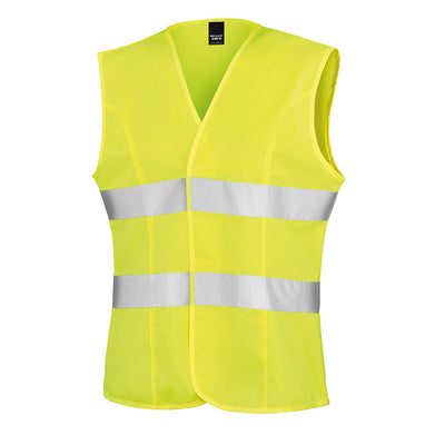 Result Safe-Guard Women's Safety Vest Hi-Vis Yellow