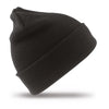 Result Winter Essentials RC33 Woolly Ski Hat Black