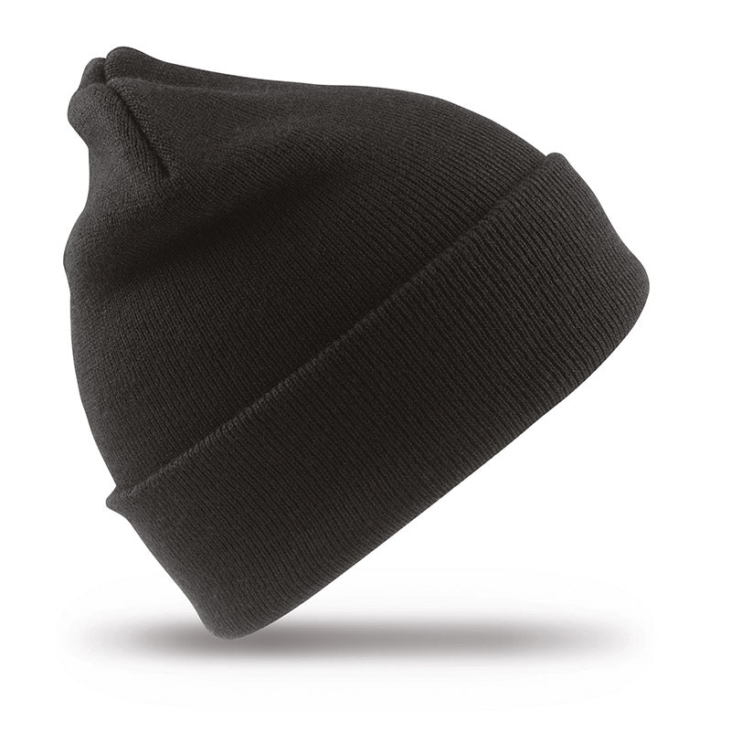 639a8a00a86 Result Winter Essentials RC33 Woolly Ski Hat Black