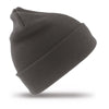 Result Winter Essentials RC33 Woolly Ski Hat Charcoal Grey