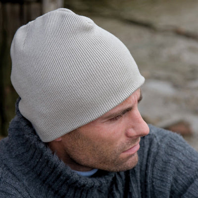 Result Winter Essentials RC44 Pull On Soft Feel Acrylic Hat