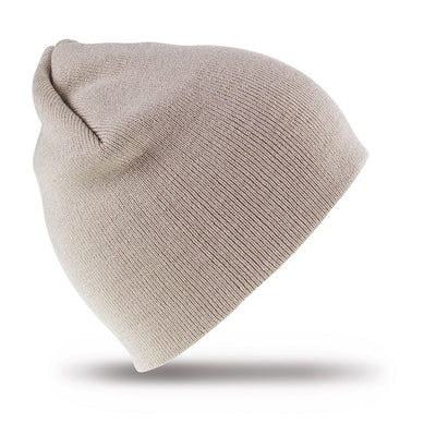 Result Winter Essentials RC44 Pull On Soft Feel Acrylic Hat Stone
