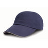 Result Headwear RC50 Printers/Embroiderers Cap Navy / Putty