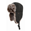Result Winter Essentials RC56 Classic Sherpa Hat Jet Black