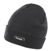 Result Winter Essentials RC133X Lightweight Thinsulate Hat Black