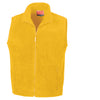 Result R37X  Active Fleece Bodywarmer Yellow