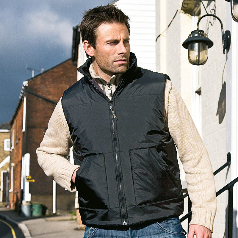 Result R44X Fleece Lined Bodywarmer