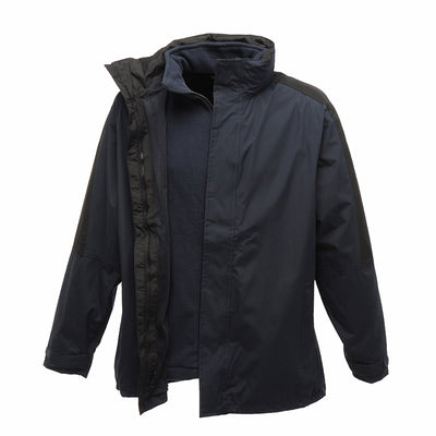 Regatta Professional Defender III Men's 3-in-1 Jacket Navy / Black