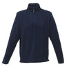 Regatta Professional Micro Zip Neck Fleece Dark Navy