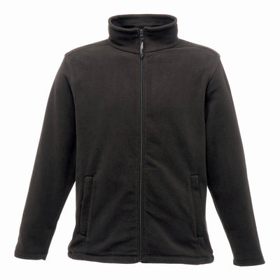 Regatta Professional Micro Full Zip Fleece Black