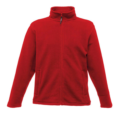 Regatta Professional Micro Full Zip Fleece Classic Red