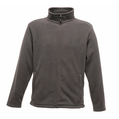 Regatta Professional Micro Full Zip Fleece Seal Grey