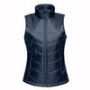 Regatta Womens Bodywarmer Navy TRA832