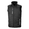 Result Bodywarmer Jacket Black & Grey R238X