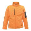 Regatta Standout Men's Arcola 3-Layer Softshell Sun Orange / Seal Grey